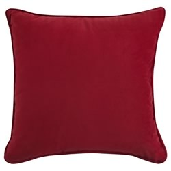 Bow Red Cushions