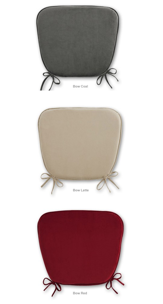 Bow Chair Pads By Rapee Cottonbox