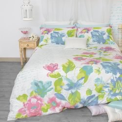 Fiore Quilt Cover Set