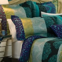 Alfonso Teal Pillowcase