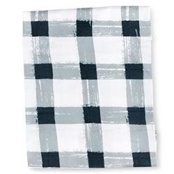 Grey Gingham Sheets