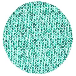 Green With Envy Reversible Play Mat