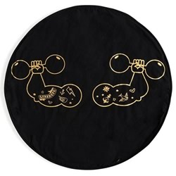 Mr Muscle Reversible Round Play Mat