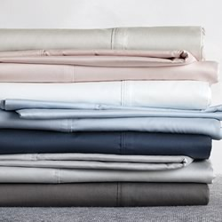 400TC Soft Sateen Pillowcases