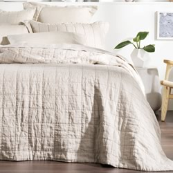 Abbotson Flax Bed Covers