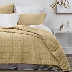 Abbotson Honey Bed Covers