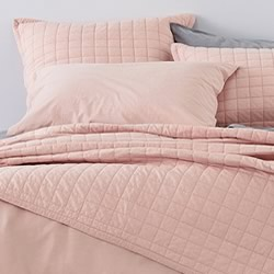 Reilly Soft Pink Pillowcases