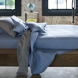 Reilly Chambray Bed Covers
