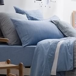 Reilly Chambray Sheets