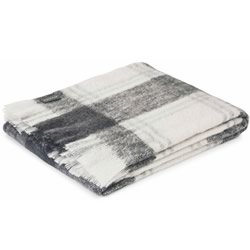 Mohair Hamish Throw