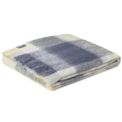 Mohair Nelson Throw