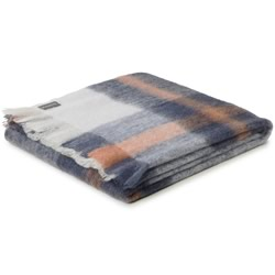 Mohair Stirling Throw