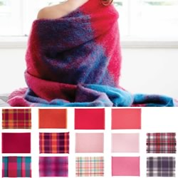 Berry Mohair Collection