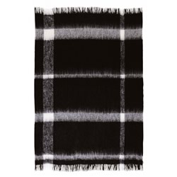 Domino Mohair Throw
