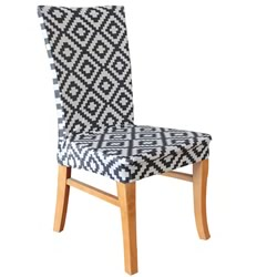 Tribal Dining Chair Cover