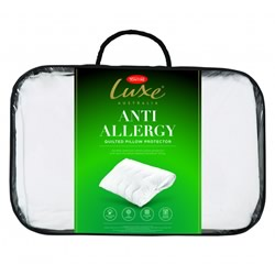 Luxe Anti Allergy Pillow Protector