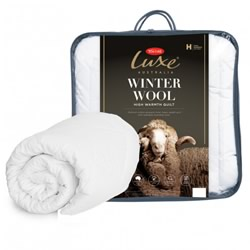 Luxe Australian Winter Wool Quilts