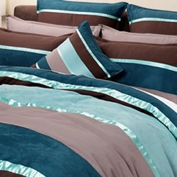Sahara Teal European Pillowcase