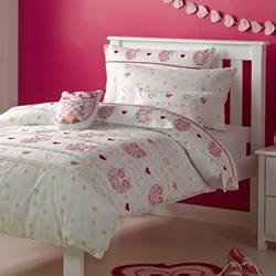 Dotty Days Quilt Cover Set