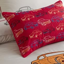 Retro Oblong Cushion