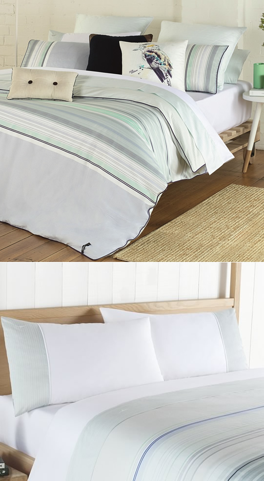 Queen Quilt Cover Set In Trentham By Rm Williams Cottonbox