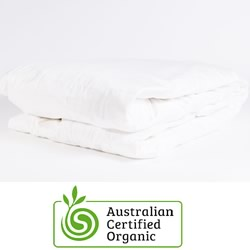 Bamboo Mattress Protector with Silk Filling