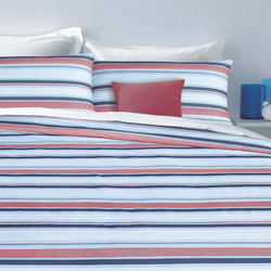 Infinity Navy Quilt Cover Set