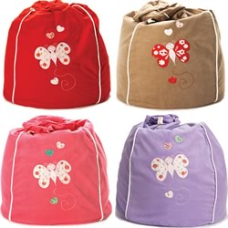 Forest Butterfly Bean Bags