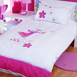 Fairy Dance Quilt Cover Set