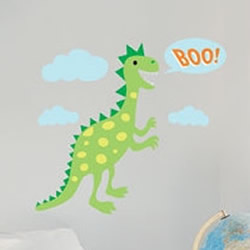 Dino Boo Wall Decals