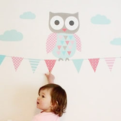 Owly Wall Decals