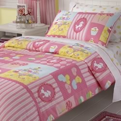 Candy Quilt Cover Set