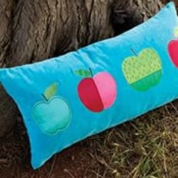 An Apple A Day Cushion