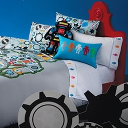 Robotron Sheet set