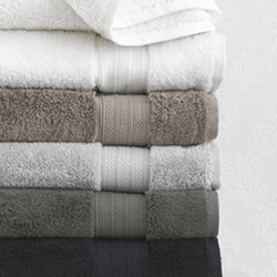 Supima Luxury Towels