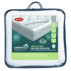 Comfortech Anti Allergy Quilted Mattress Protector
