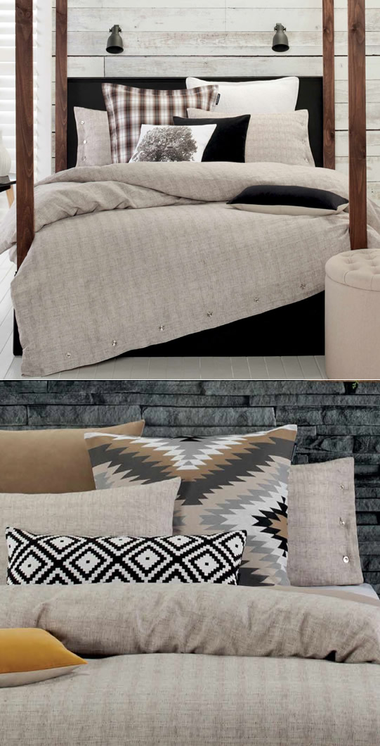 Create a beautiful bed with Designer's Choice - Cottonbox