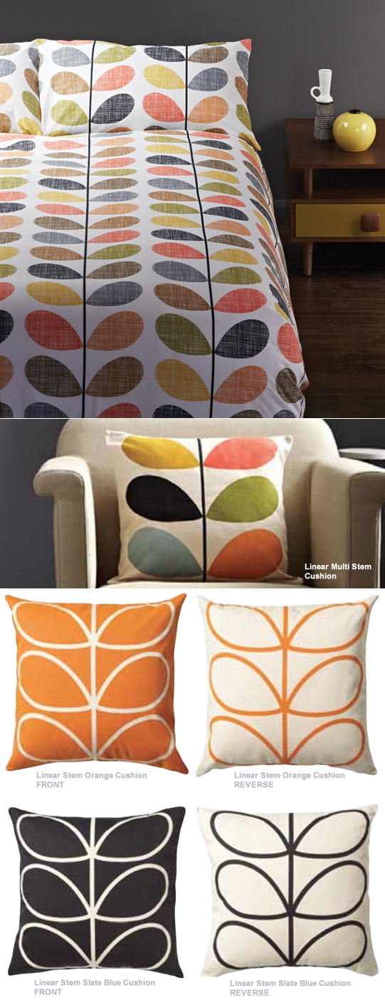 Retro goodness: Orla Kiely