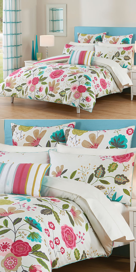 Summer style from Harlequin and Sanderson