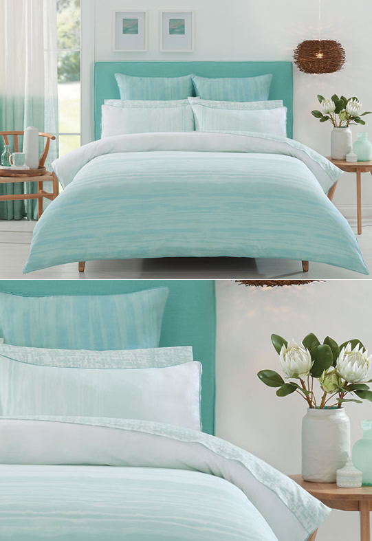 Refreshing shades for the bedroom