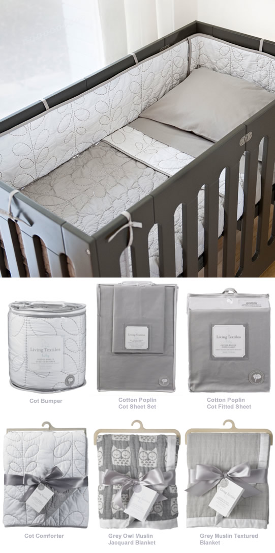 Blue and Grey tones for a Baby Boy's Nursery