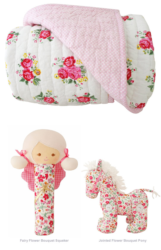 Sweet nursery style from Alimrose