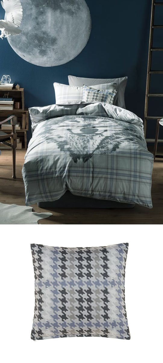 Freshly picked bed linen for boys!